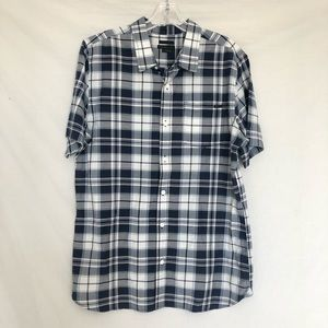 O'Neil Plaid Button Down